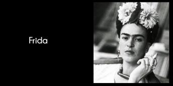 Frida rouge